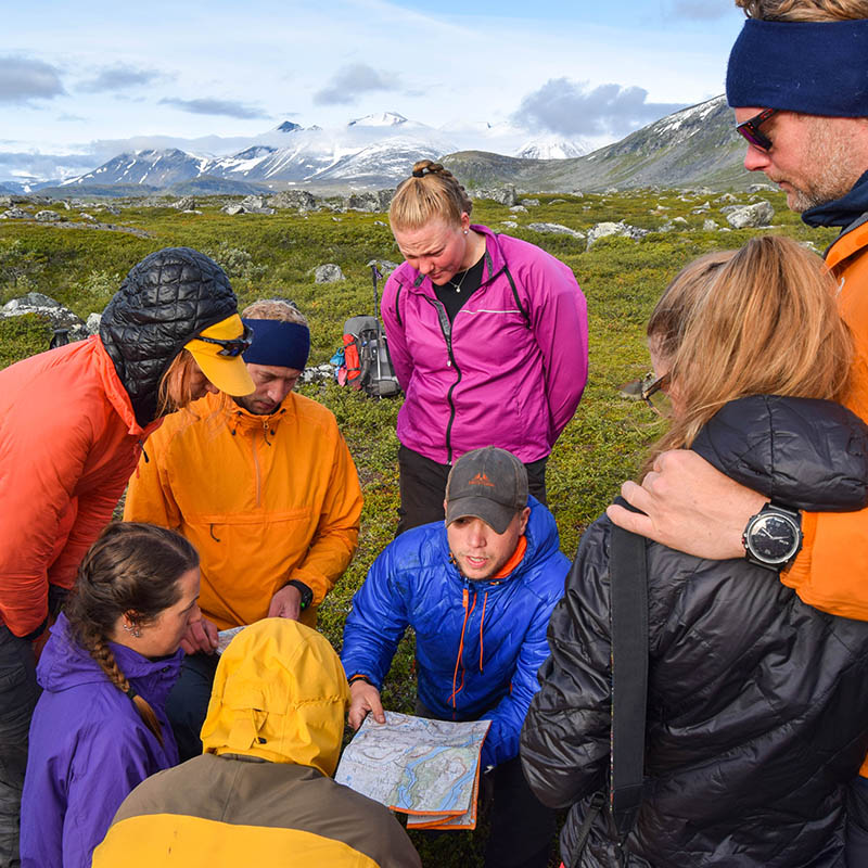Skolor - friluftsdagar - klassresor - vildmarken